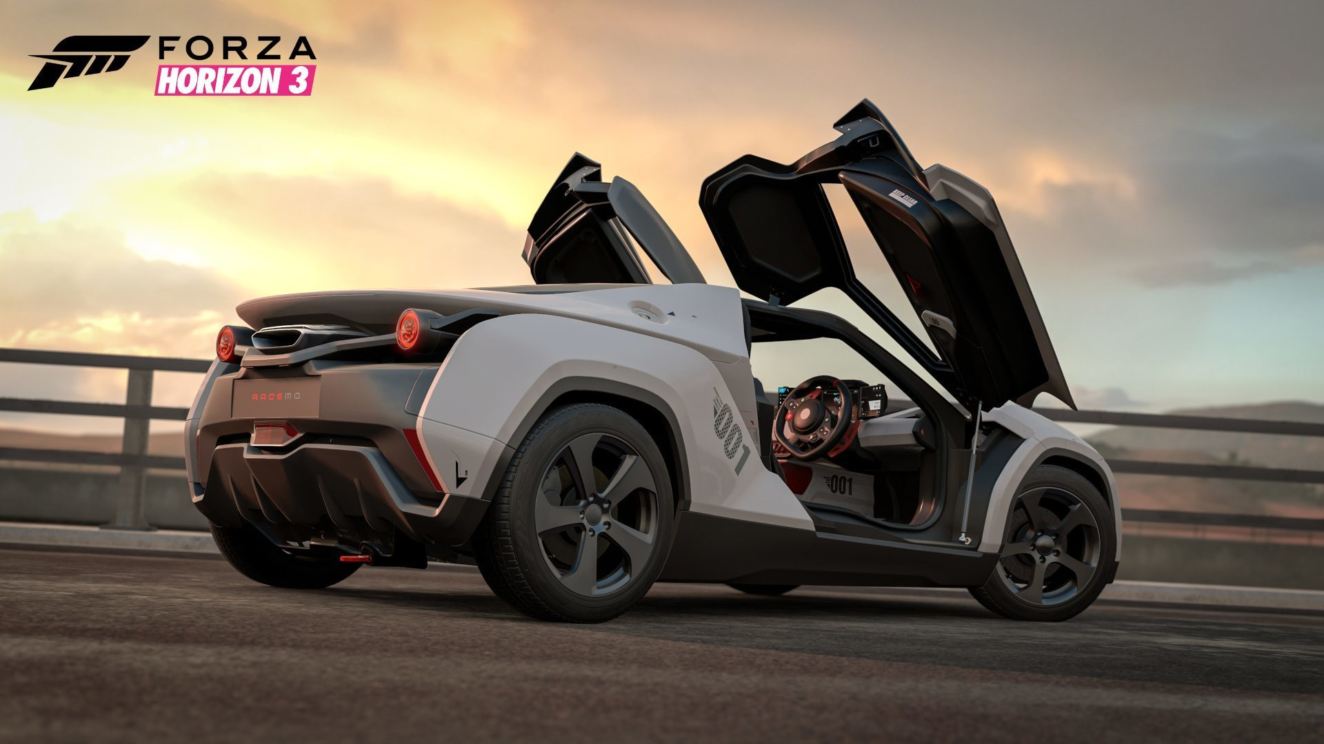 tamo racemo india 39 s newest sports car coming to forza horizon 3 today for free. Black Bedroom Furniture Sets. Home Design Ideas