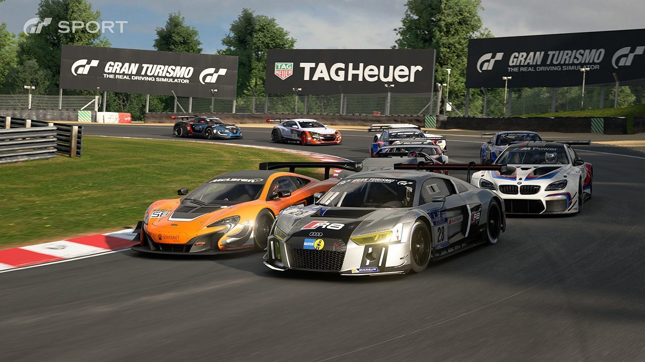 Gran Turismo Sport and TAG Heuer Partnership Announced