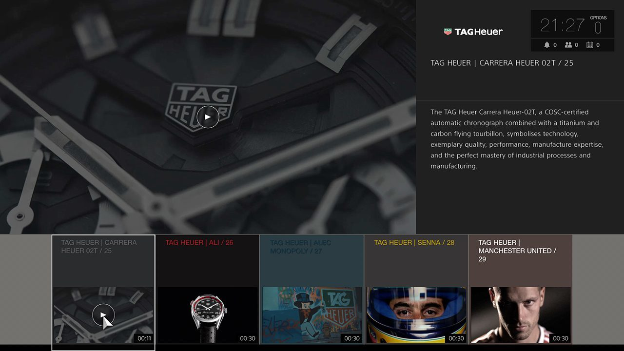 gran turismo sport and tag heuer partnership announced. Black Bedroom Furniture Sets. Home Design Ideas