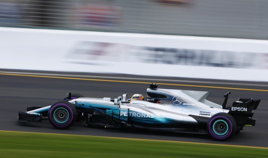 2017 Formula 1 Rolex Australian Grand Prix — Qualifying Results