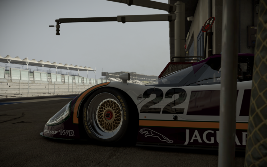 Jaguar XJR-9 & Imola Circuit Coming to Project CARS 2