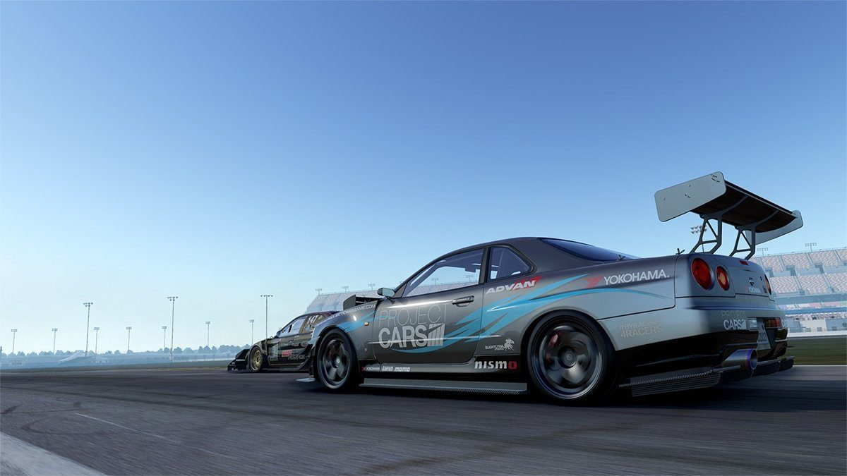 Project CARS 2 To Feature a Quartet of Nissan\'s Godzillas