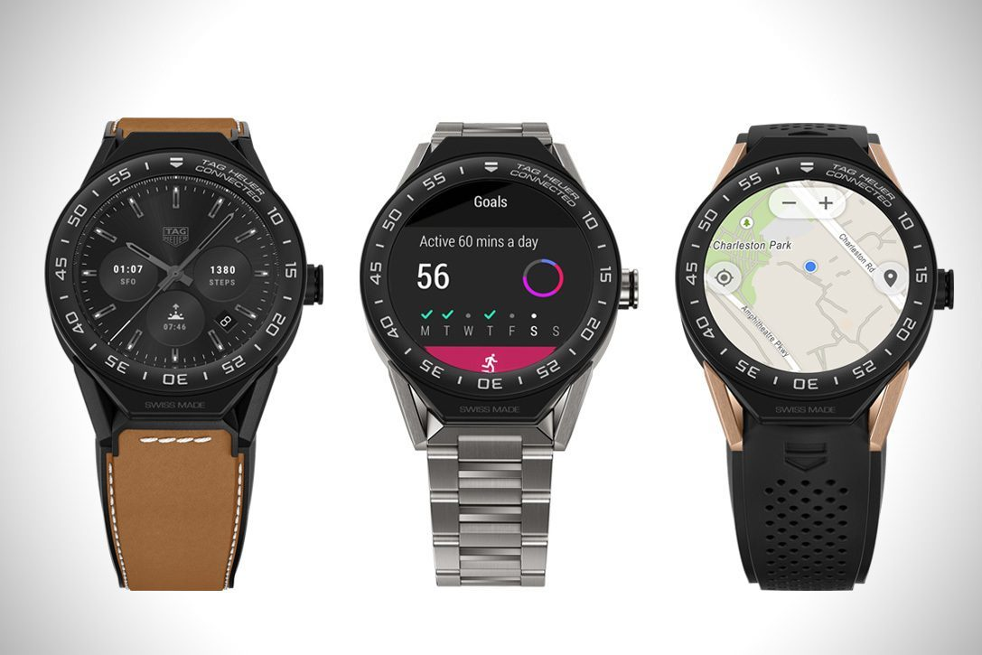 Gt sport smart watch coming via tag heuer partnership for The tag heuer connected modular