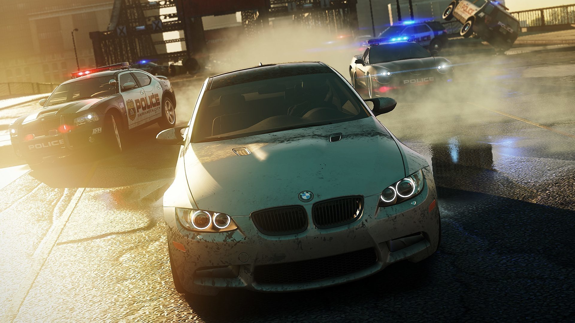 The Troubled Development Of Need For Speed Most Wanted
