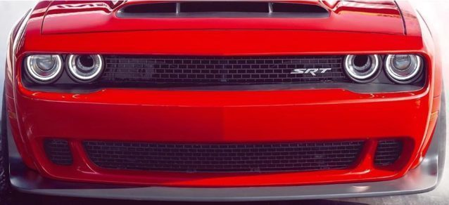 The New Dodge Challenger SRT Demon is the World's Fastest