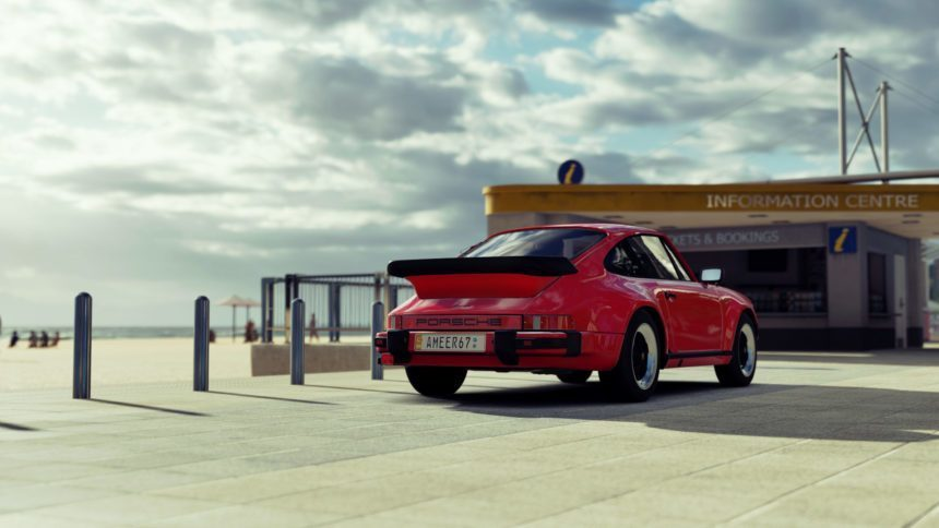 Score A Classic 1982 Porsche 911 In The Final Forzathon Of April