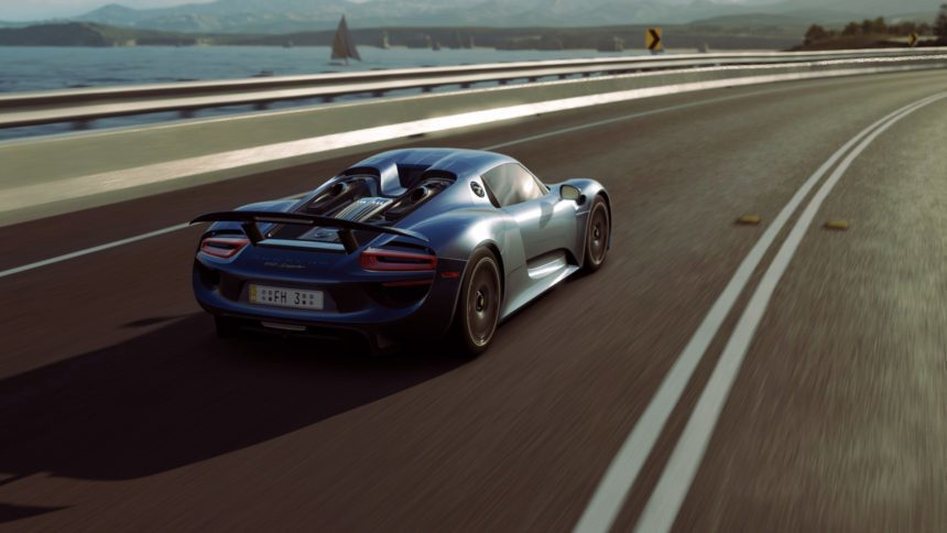 Show Off Your Skills To Win The Porsche 918 Spyder In A One Day Forzathon
