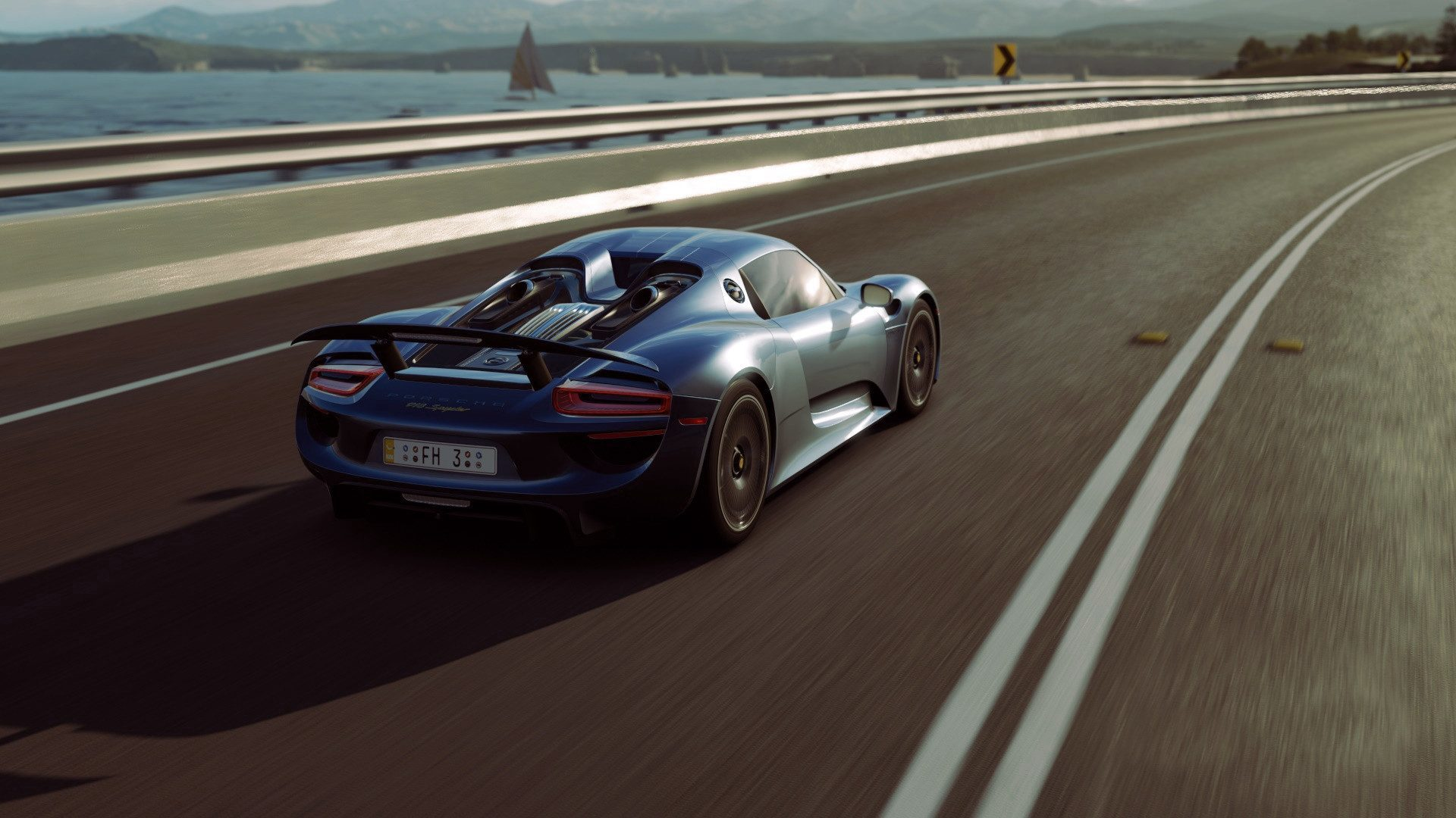 porsche 918 spyder forza horizon 2 forza horizon 2 porsche 918 spyder by ryofox630 on. Black Bedroom Furniture Sets. Home Design Ideas