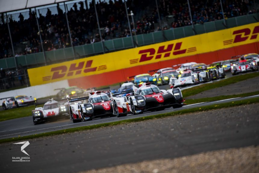 WEC 2017: 6 Hours of Silverstone Decided by Tire Strategy
