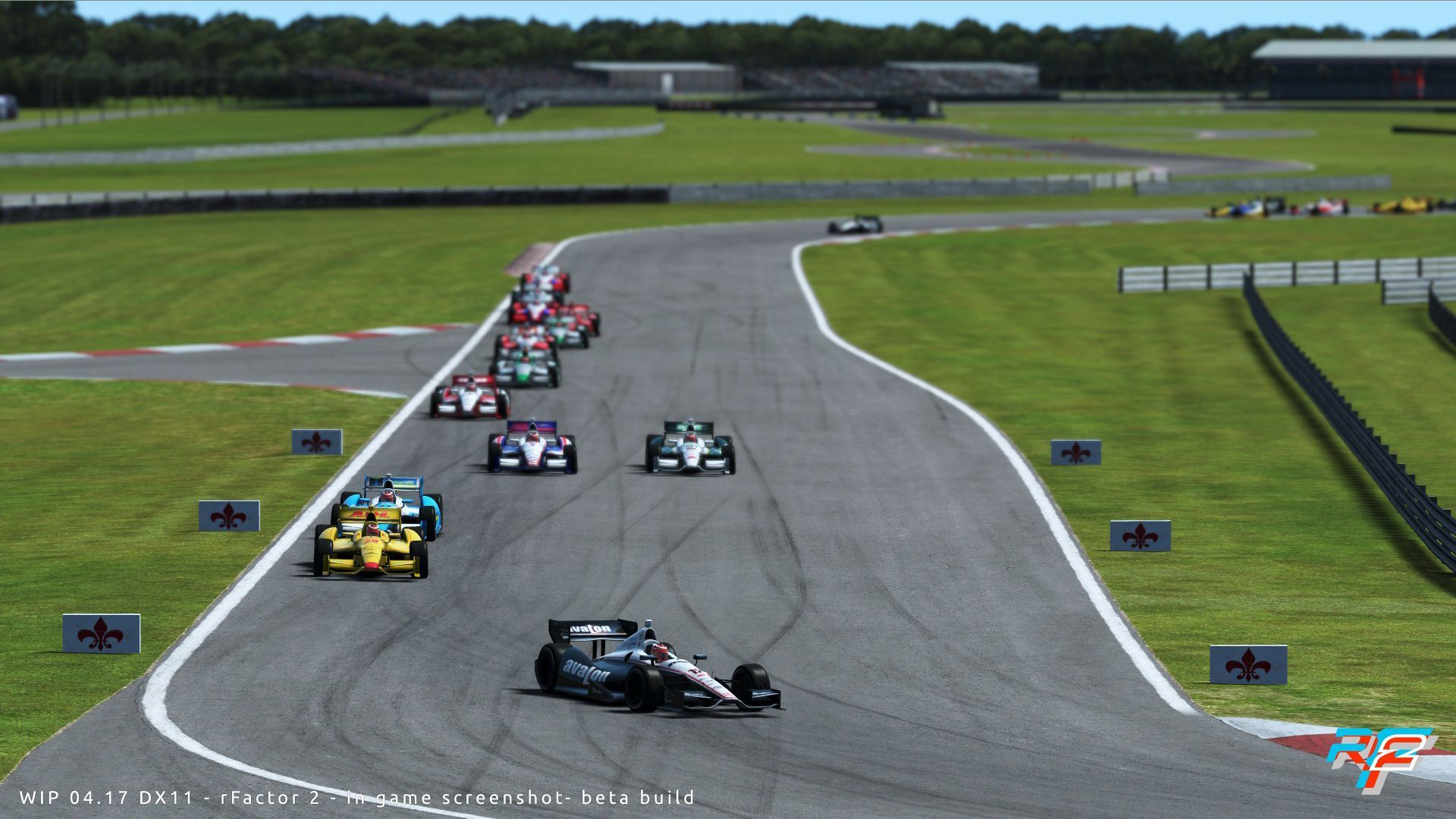 rFactor 2 Major Beta Lands Today with DirectX 11 & VR Support