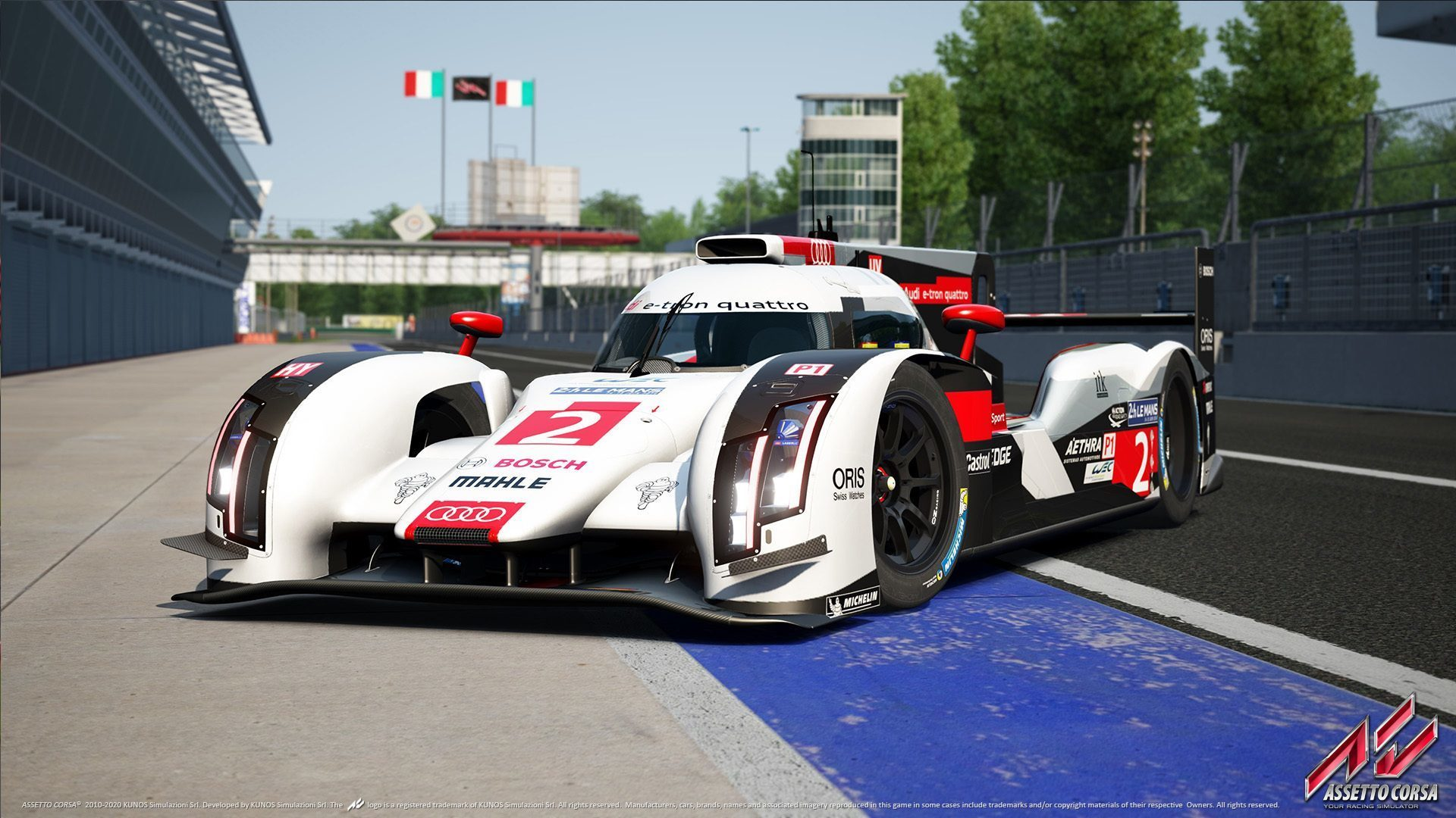 Assetto Corsa Ready To Race Car Pack Out Now On Steam