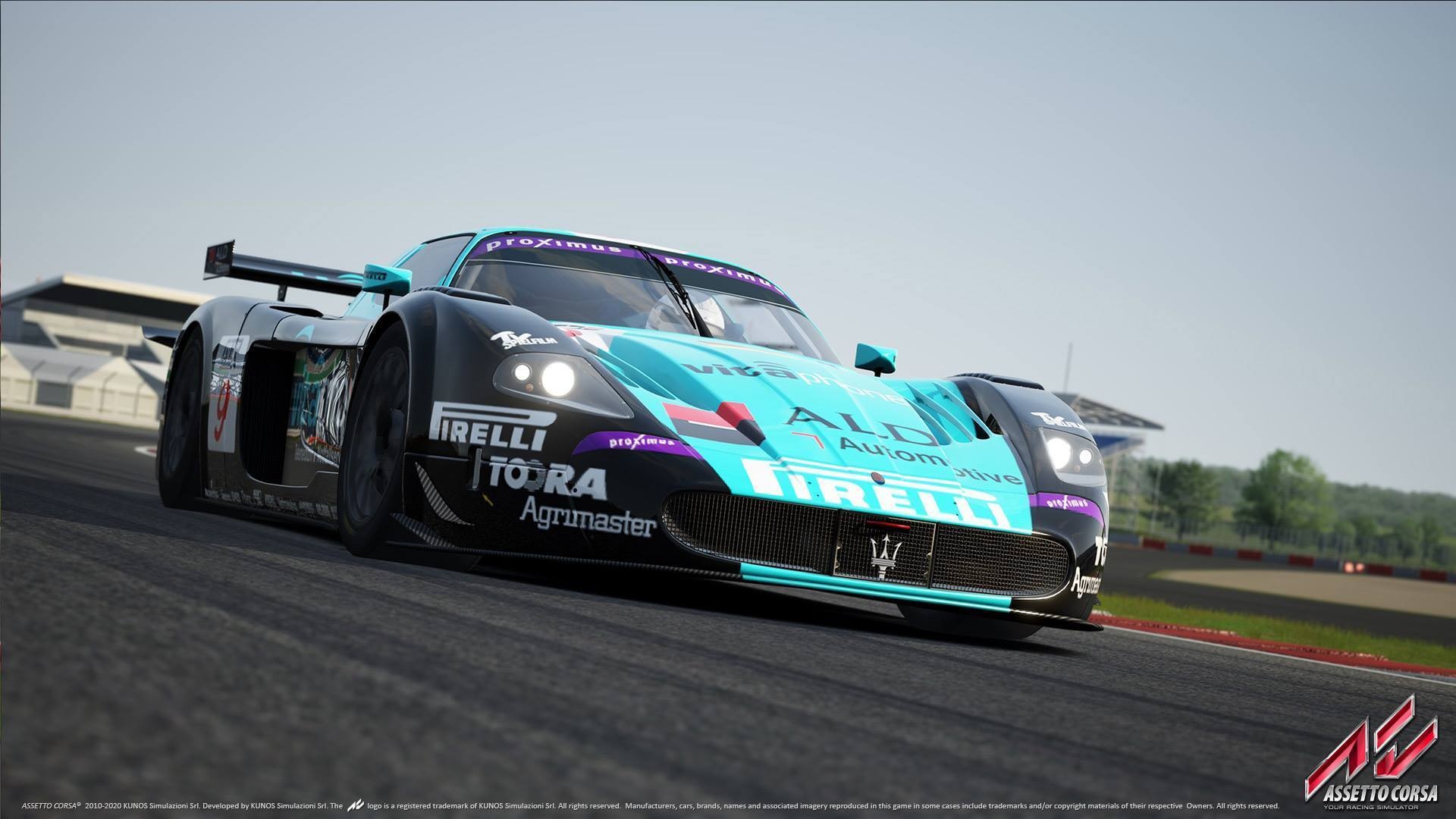 Toyota Tire Sale >> More Assetto Corsa 'Ready To Race' Images: R8 LMS, TT RS ...