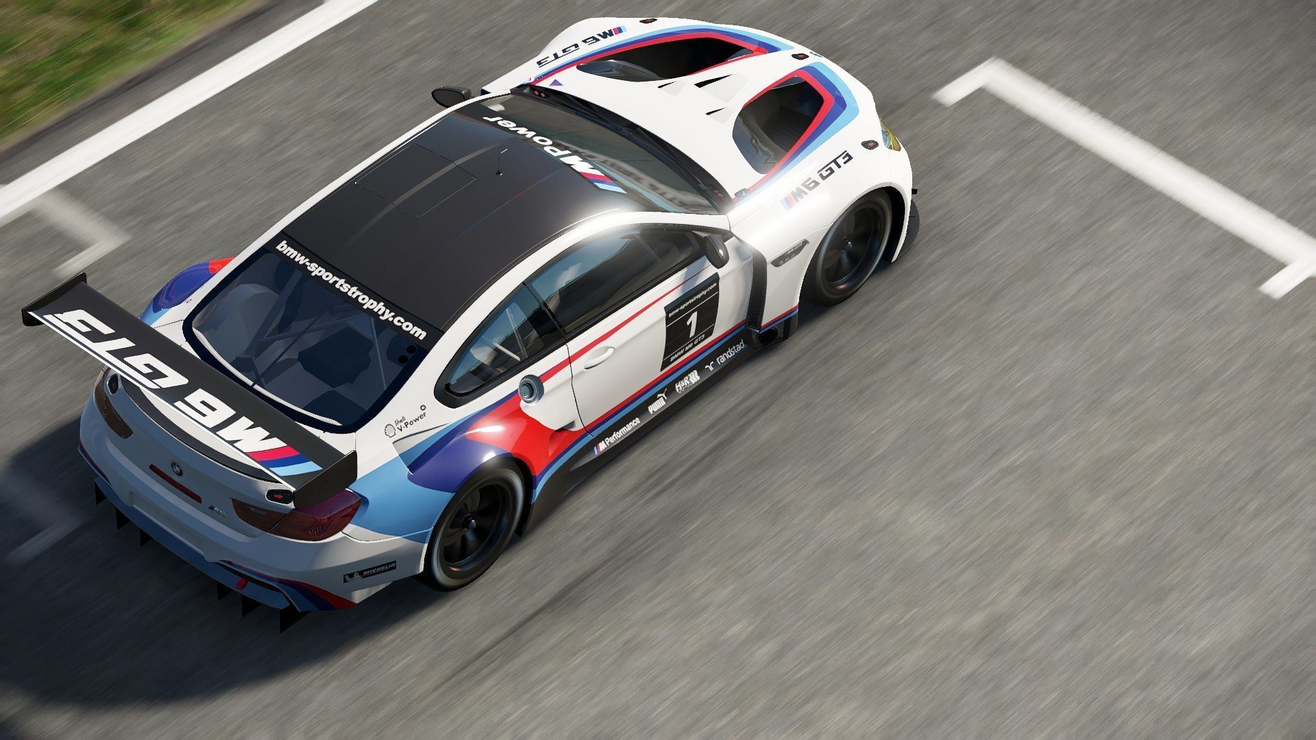 the bmw m6 gt3 is coming to project cars 2. Black Bedroom Furniture Sets. Home Design Ideas