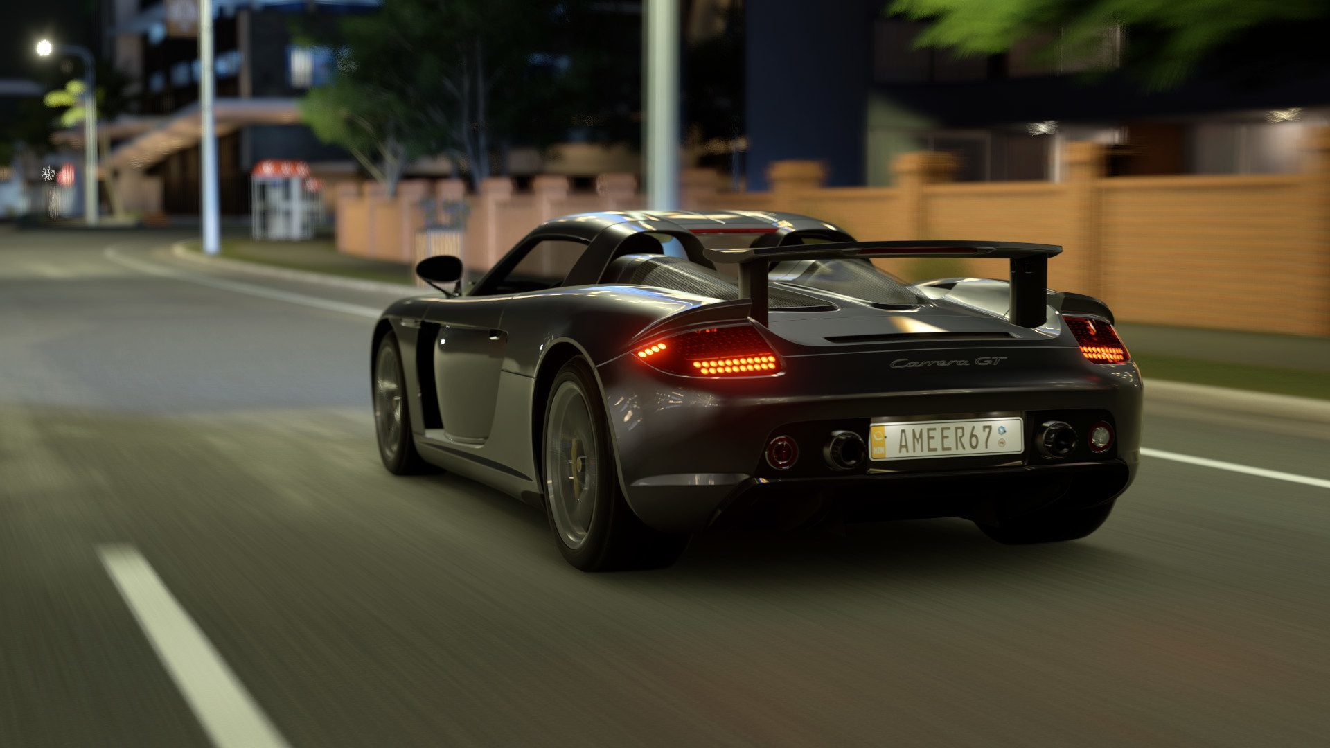 pick up the porsche carrera gt in this weekend 39 s forzathon. Black Bedroom Furniture Sets. Home Design Ideas