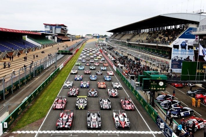 entry list for 2017 le mans 24 hours is revealed. Black Bedroom Furniture Sets. Home Design Ideas