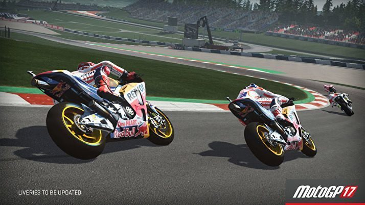 motogp 17 to feature ps4 esport championship winner gets. Black Bedroom Furniture Sets. Home Design Ideas