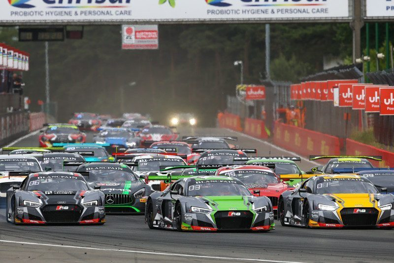 2017 Blancpain Gt Zolder Results Close Racing At Its Best