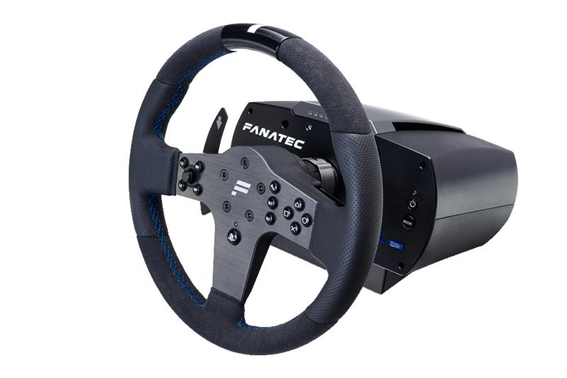 fanatec announces ps4 compatible csl elite wheel. Black Bedroom Furniture Sets. Home Design Ideas