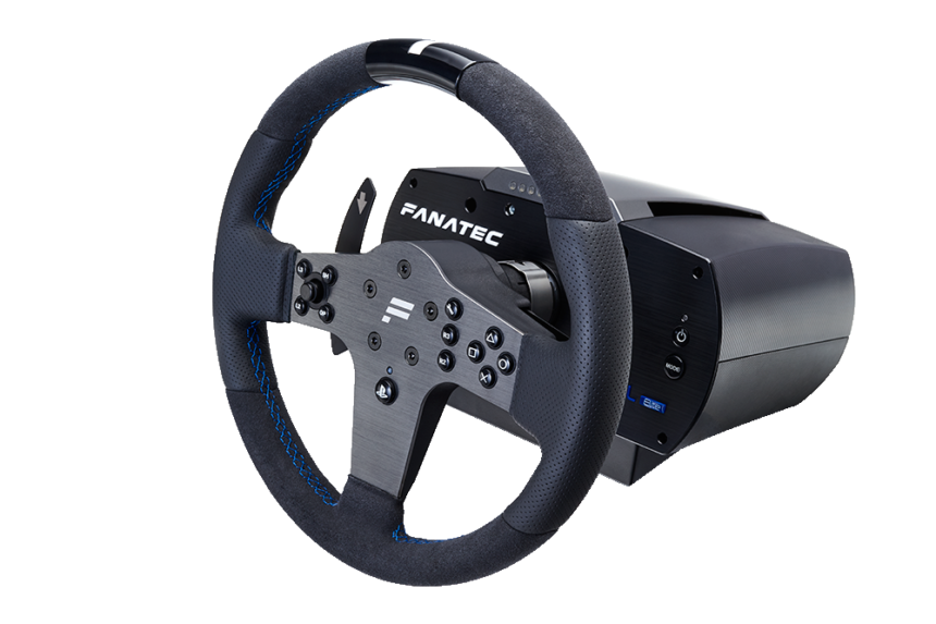 fanatec announces ps4 compatible csl elite wheel