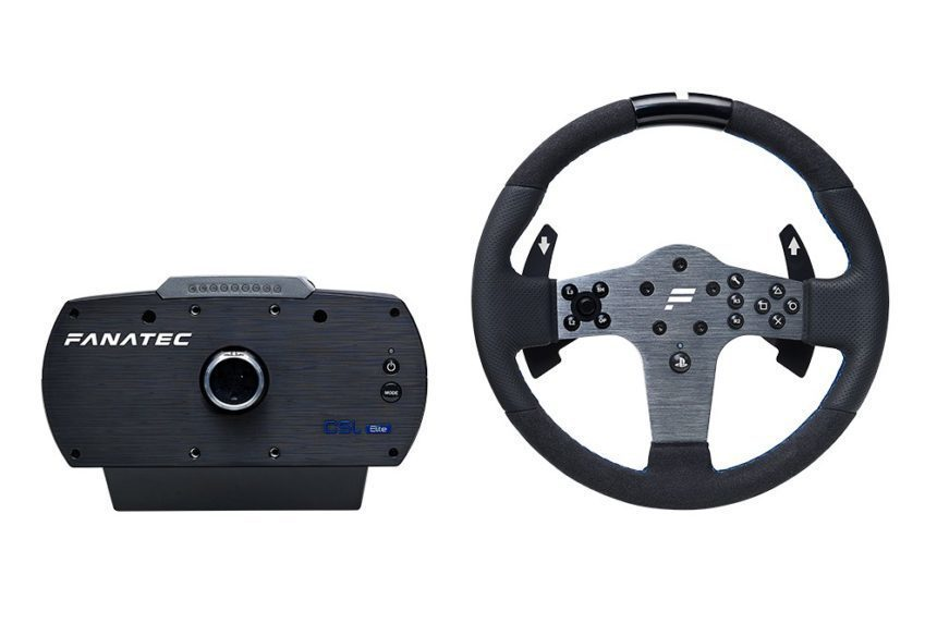 Fanatec CSL Elite for PlayStation 4 Review