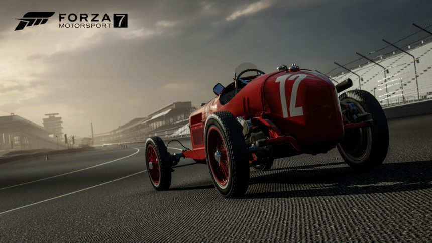 Forza Motorsport 7 4K Screenshot Blowout