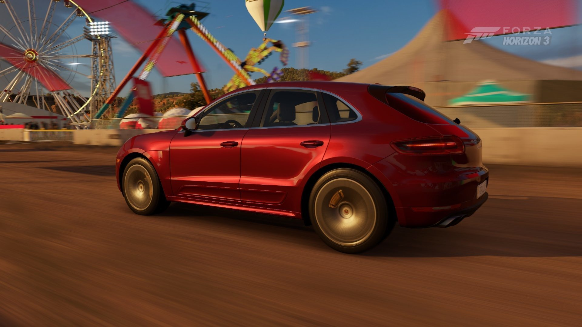 latest forzathon promises a relaxing weekend with the porsche macan auto breaking news. Black Bedroom Furniture Sets. Home Design Ideas