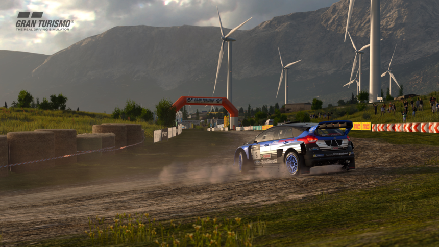 Dirt Rallies are also fun on their own terms