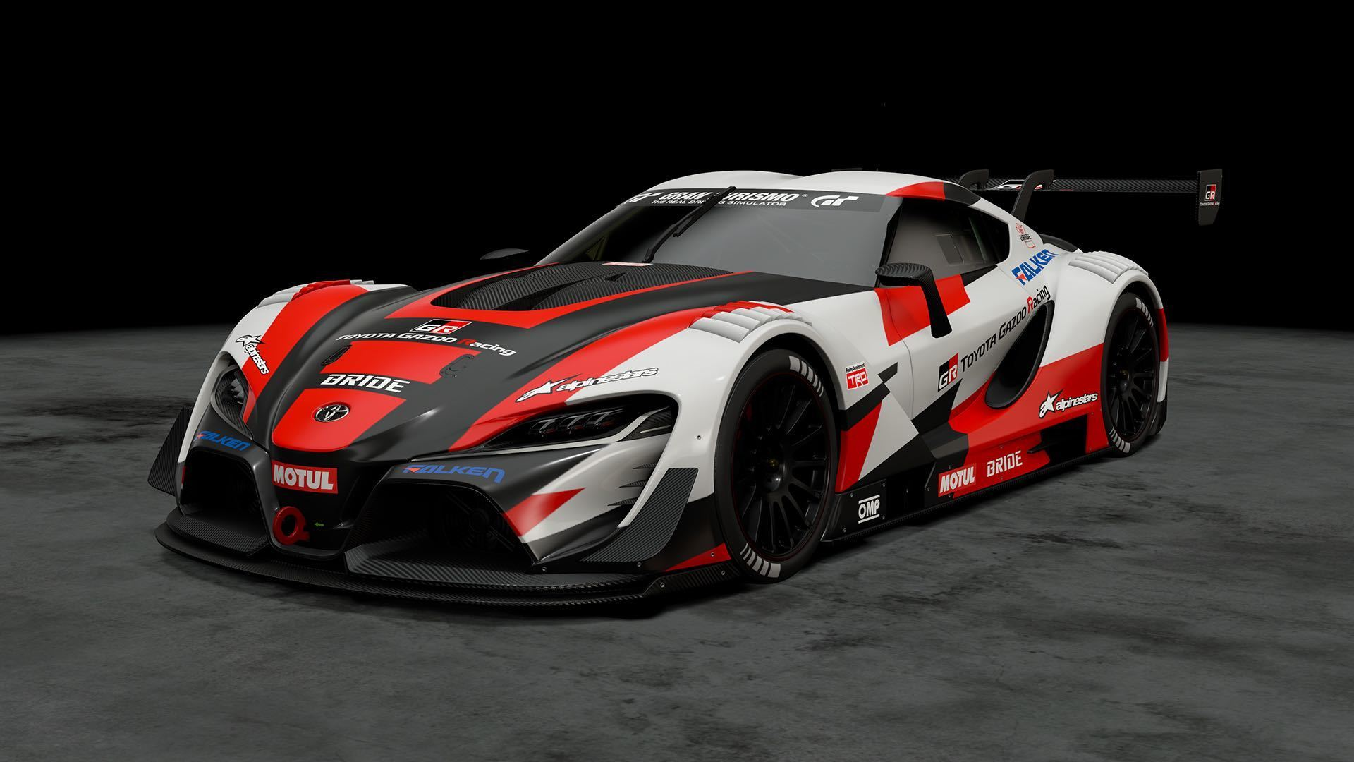 Gt Sport S Livery Editor Is Far More In Depth Than Expected