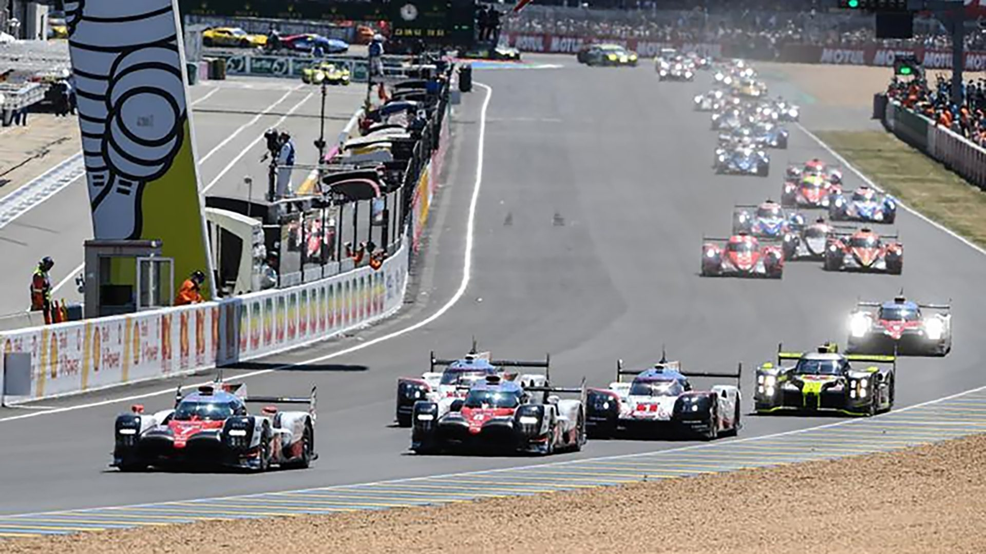 2017 le mans 24 hours results breakdowns break hearts auto breaking news. Black Bedroom Furniture Sets. Home Design Ideas