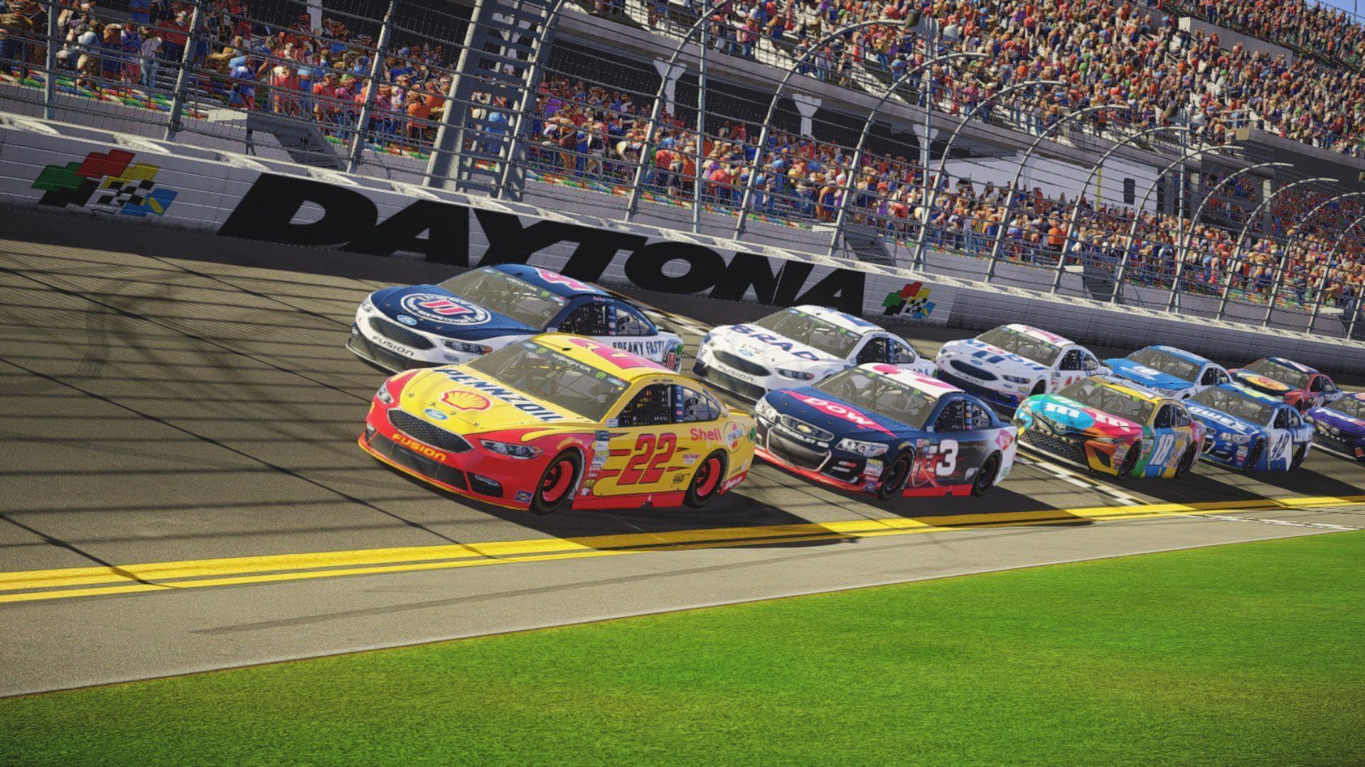 NASCAR Heat World Challenge
