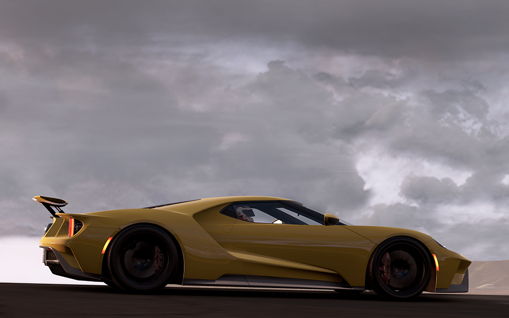 Road and Race Versions of Ford GT Confirmed for Project CARS 2