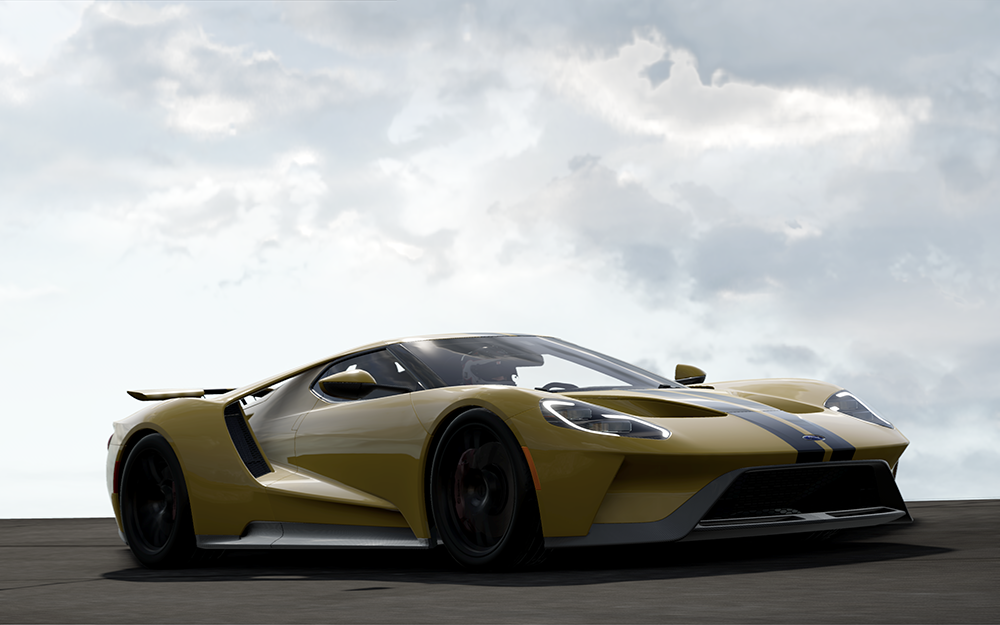 road and race versions of ford gt confirmed for project cars 2. Black Bedroom Furniture Sets. Home Design Ideas