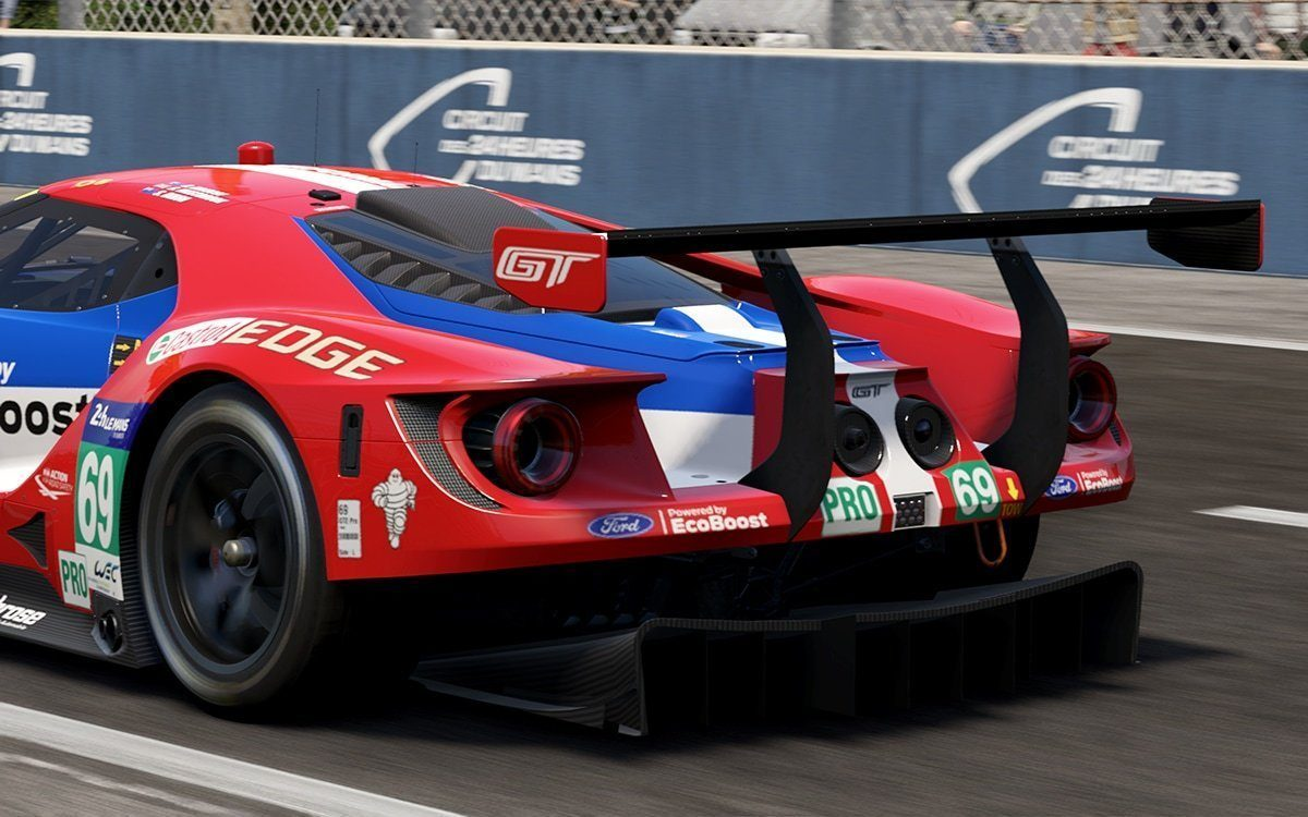 Road And Race Versions Of Ford Gt Confirmed For Project Cars