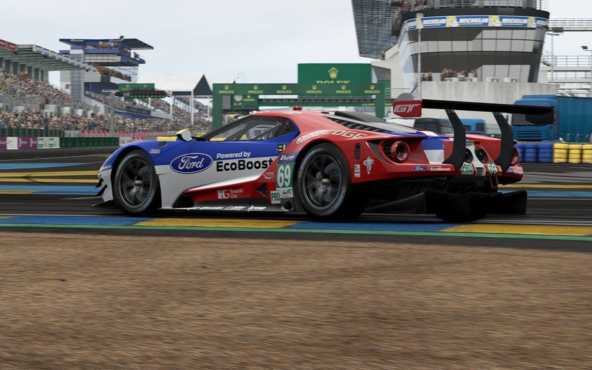 Ford ford gt car : Road and Race Versions of Ford GT Confirmed for Project CARS 2