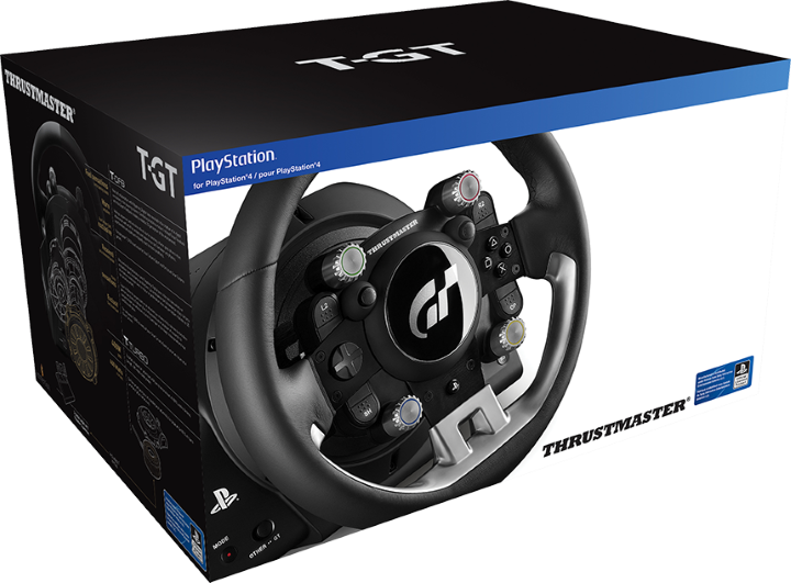 Thrustmaster Pulls The Wraps Off T GT Wheel Launches Alongside Sport