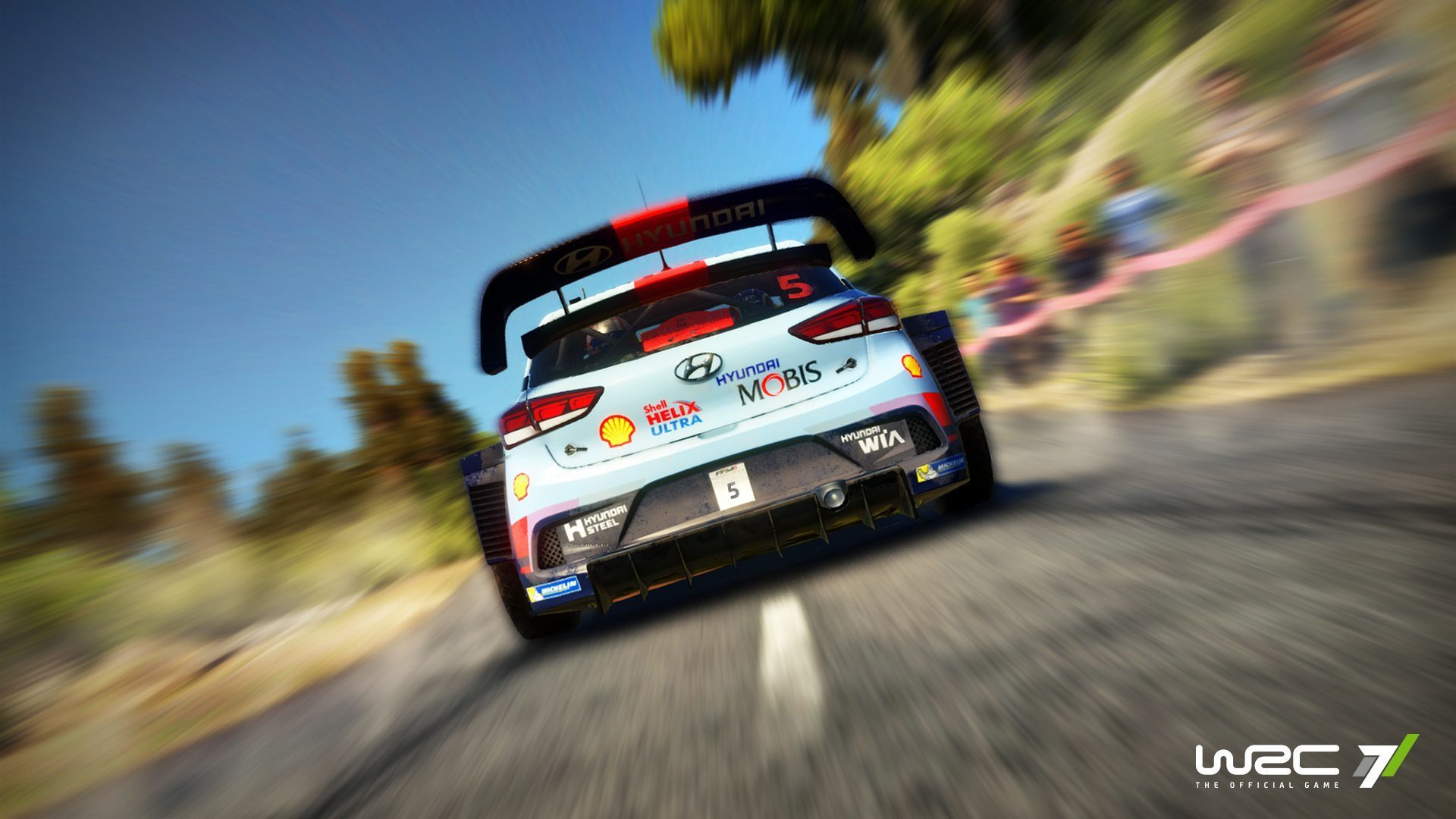 wrc 7 now available in europe on ps4 xb1 and pc. Black Bedroom Furniture Sets. Home Design Ideas