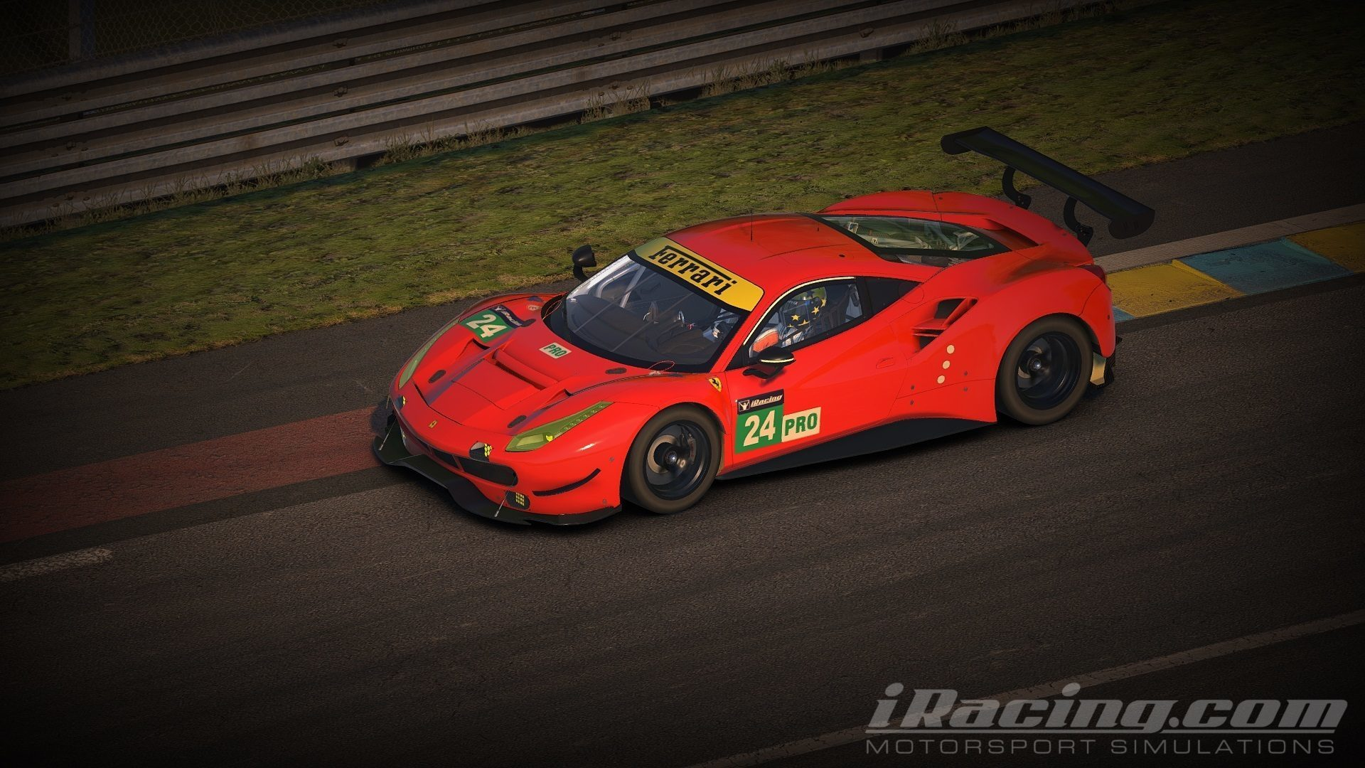 ford gt ferrari 488 and myrtle beach arrive in season 3 build of iracing. Black Bedroom Furniture Sets. Home Design Ideas