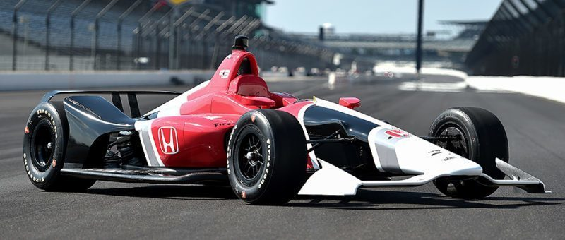 Indycar Unveils Stunning New Cars For