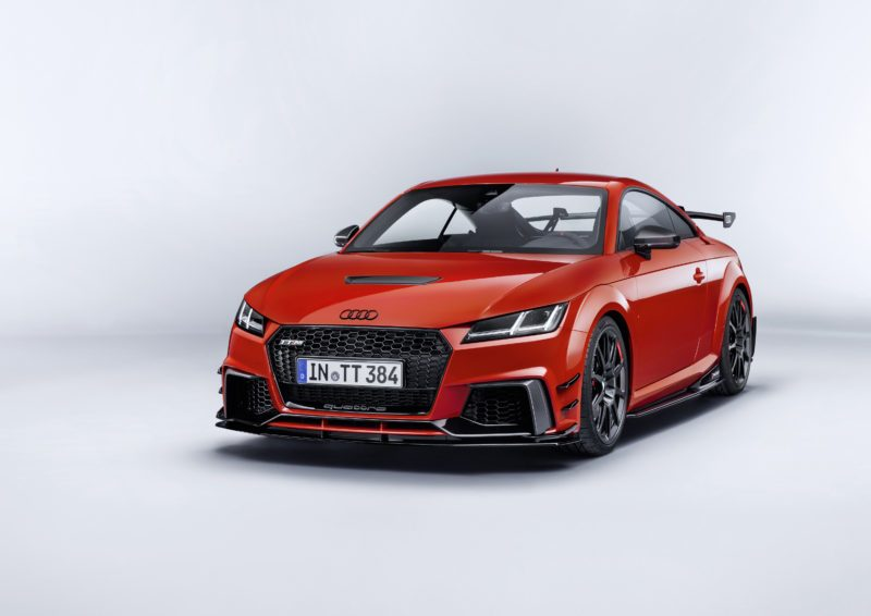 Audi Sport Makes R Even More Extreme With Audi Performance Parts - Audi performance cars