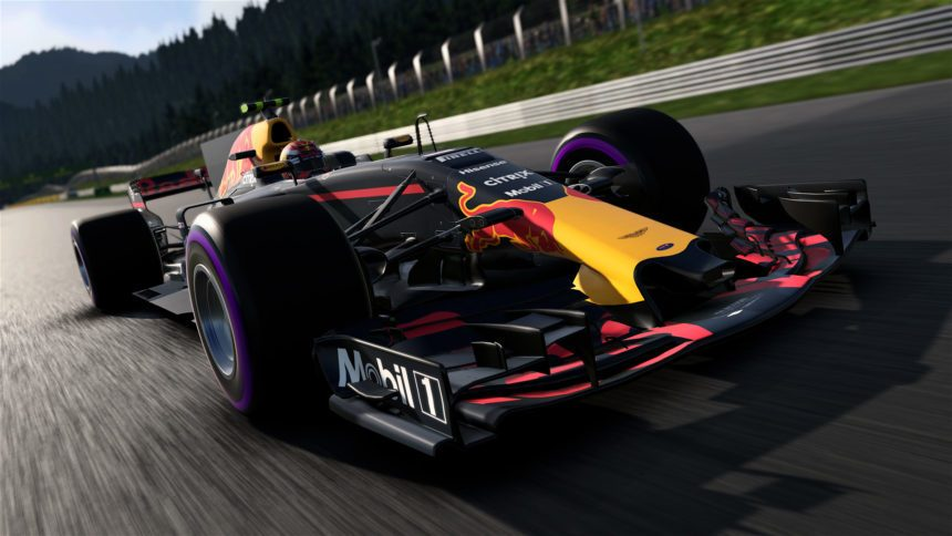 ps4 pro will give f1 2017 a major boost. Black Bedroom Furniture Sets. Home Design Ideas