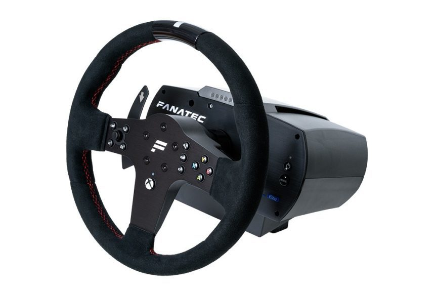 fanatec reveals xbox one csl elite p1 wheel. Black Bedroom Furniture Sets. Home Design Ideas