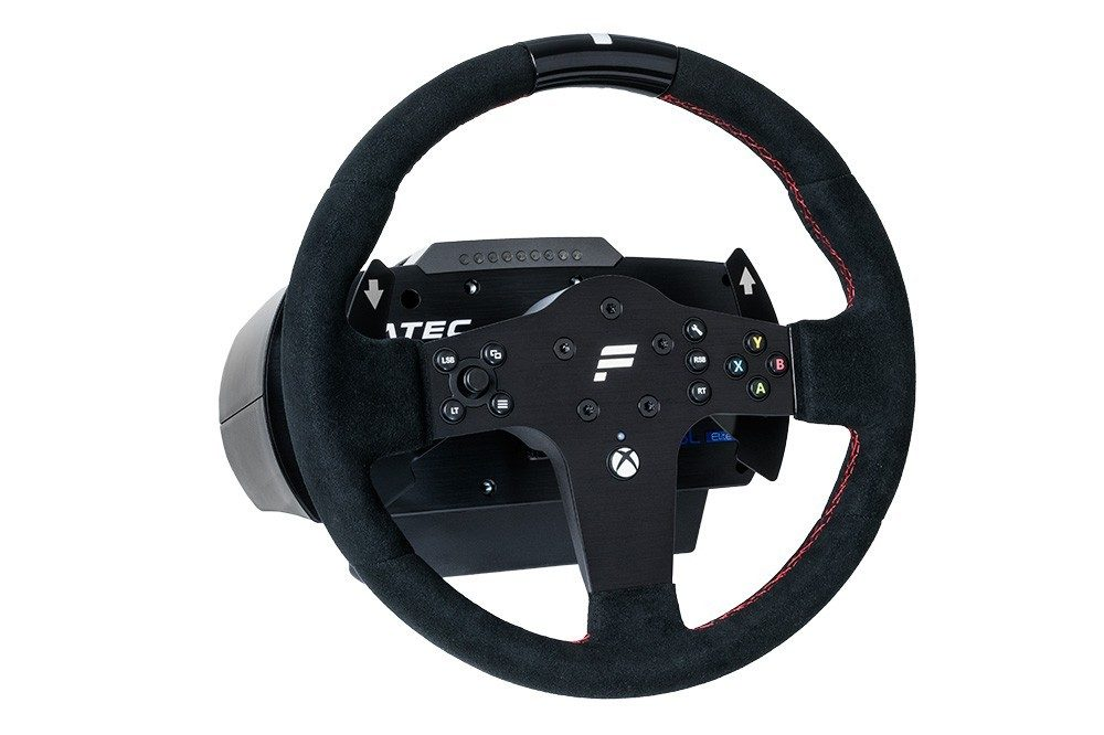 Fanatec Reveals Xbox One Csl Elite P1 Wheel