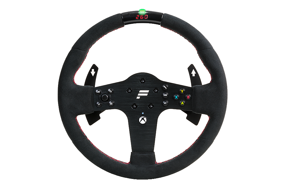 Fanatec Reveals Xbox One Csl Elite P1 Wheel