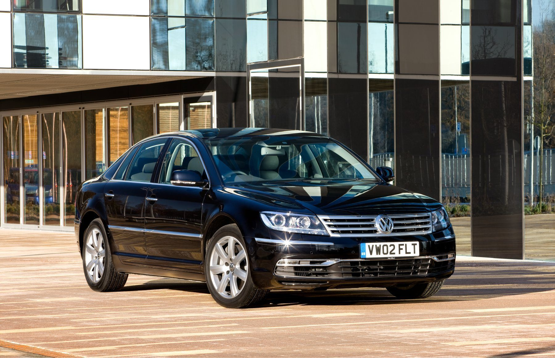 The People's Luxury Car: Volkswagen Phaeton