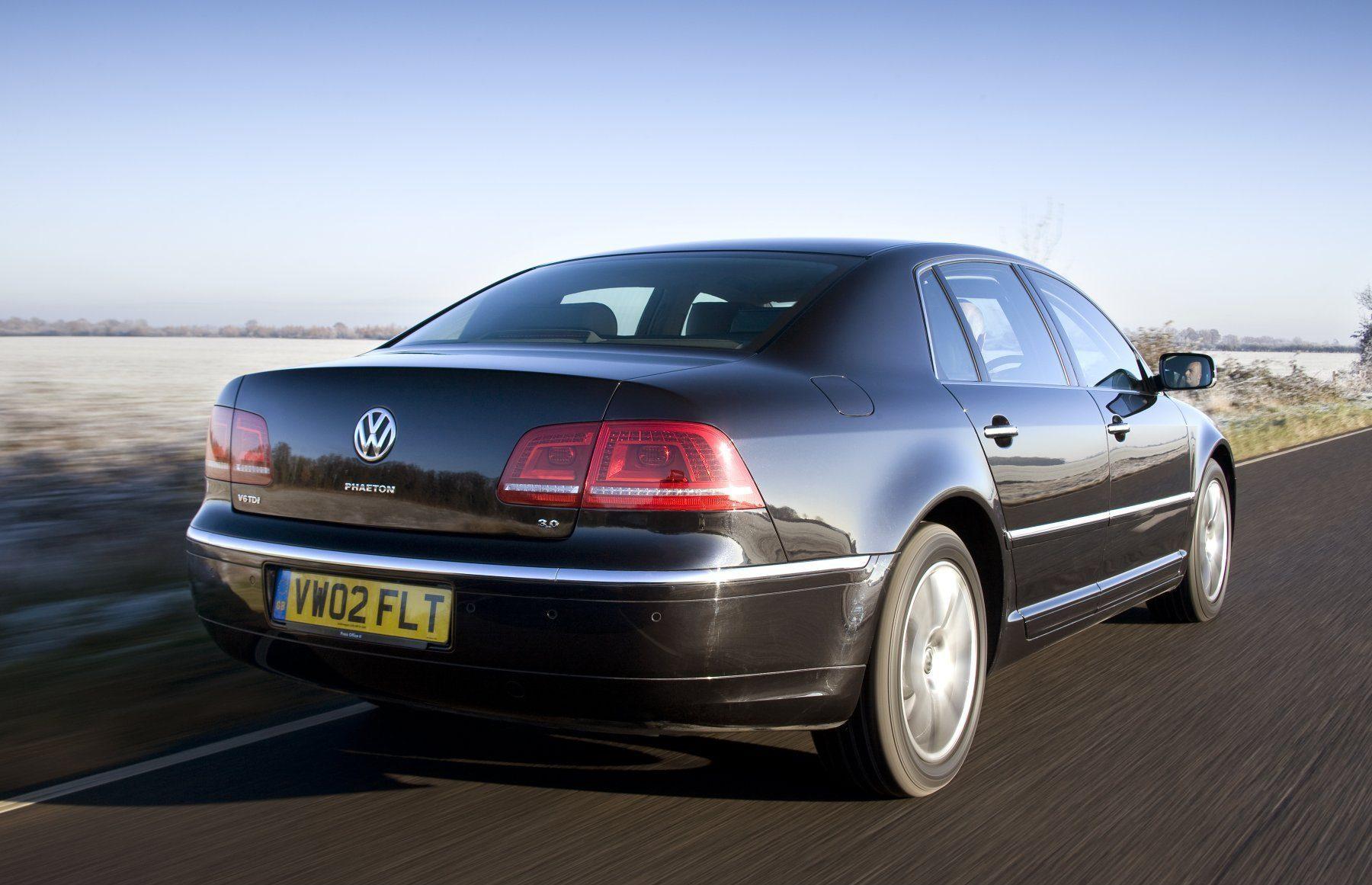 peoples luxury car volkswagen phaeton
