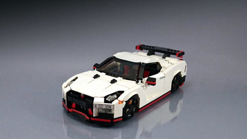 These Lego Cars Are Just What Your Inner Child Needs