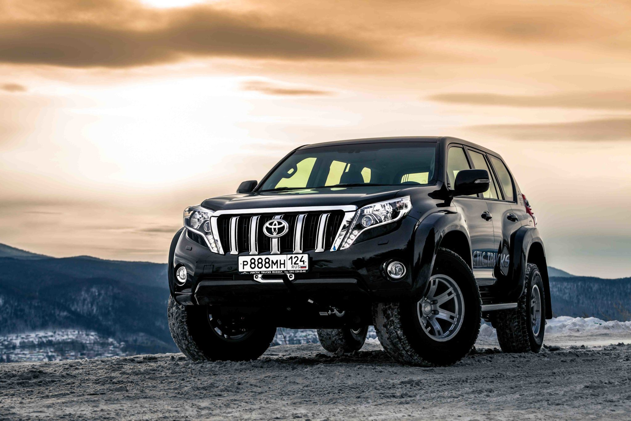 Toyota Prado Review >> Meet Arctic Truck's Latest Icelandic Super Jeep, the Isuzu AT35