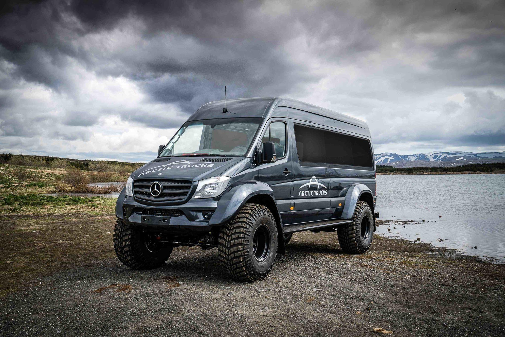 Meet Arctic Truck's Latest Icelandic Super Jeep, the Isuzu ...