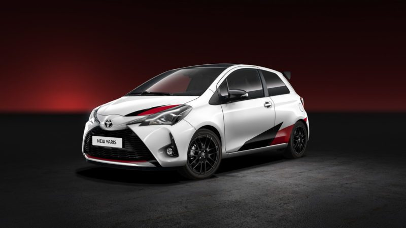 Toyota Looking to Add Another Performance Division