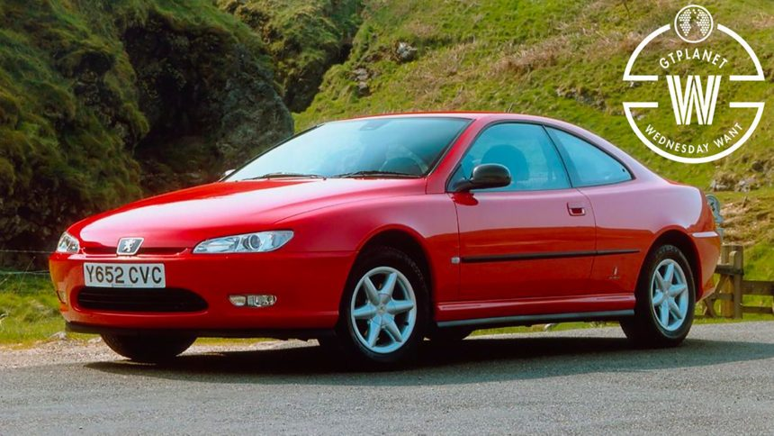When Italians Build a French Car: Peugeot 406 Coupe